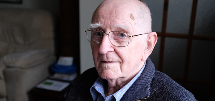 Norman Guy, Stalwart of Muker, Remembers the Village School