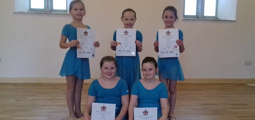 Young Dales Dancers Awarded...